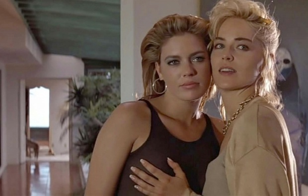 Sharon stone is bisexual