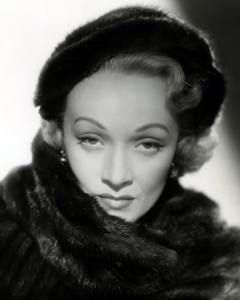 "Marlene in ""No Highway"", 1951"