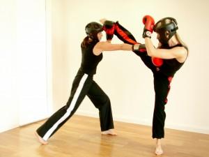 KB Fitness Kickboxing Girls