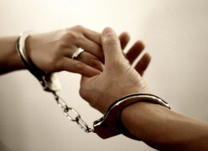 Marriage-handcuffs